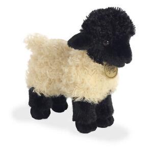 """8.5"""" Suffolk Lamb - Small Miyoni Aurora Plush Stuffed Animal"""