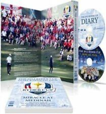 Ryder Cup 2012 Diary And Official Film (39th) (DVD, 2012, 2-Disc Set) new freepo