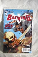 DC Comics Batwing (The New 52) Issue #2