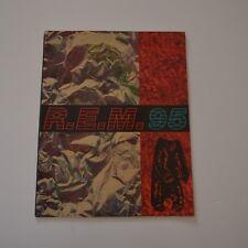 R.E.M. Tour programme 1995
