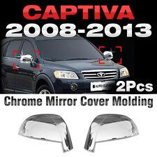 Chrome Side Mirror Cover Molding for CHEVROLET 2006-2014 2015 2016 2017 Captiva