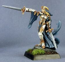 Kristianna Crusaders Warlord & Squire Reaper Miniatures Paladin Fighter Melee
