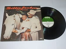 MILLIE JACKSON - Just a lil' Bit Country - 1981 UK 10-track vinyl LP
