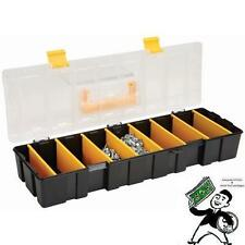 7 Bin ABS Custom Portable Parts Storage Case Tool Shop Mechanic Organize