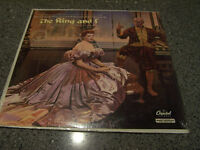 """Rodgers and Hammerstein """"The King and I"""" SEMI-SEALED CAPITOL SW-740 LP"""