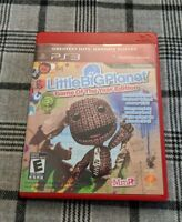 LittleBigPlanet - GOTY: Greatest Hits (PS3, Sony PlayStation 3, 2007)