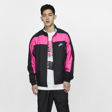 Mens Nike X Atmos NRG Vintage Patchwork Track Jacket CD6132-011 New (M, L, XXL)