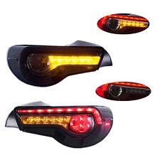 Rear Lamps LED Tail Lights For TOYOTA BRZ ZC6 SCION FR-S 86 Haitiro 13-17 SUBARU