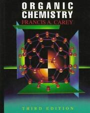 Organic Chemistry by Francis A. Carey (1995, Hardcover)