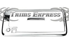 2003-2012 Chevy Express/GMC Savana Van Chrome Tailgate Handle Covers w/KH+Cam