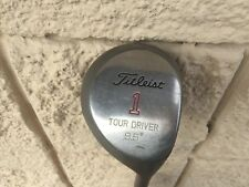 Titleist Tour 9.5 Driver Firm Flex Shaft No Reserve