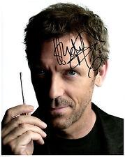 Hugh Laurie Dr. House Autographed 8x10 SIgned Photo Reprint