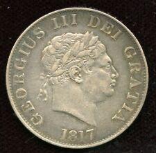 1817 Great Britain Half Crown