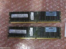 4Gb (2x 2Gb)PC2-5300P PC2-5300 fr Dell PowerEdge SC1435