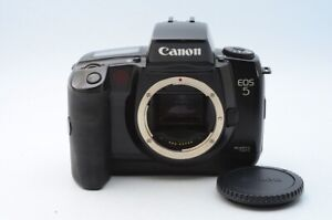 Excellent+ Canon EOS 5 QD 35mm SLR Film Camera From Japan 125347