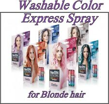 CAMELEO NEON COLORS Express SPRAY - Blond Hair Silver Pink Violet Blue Red 55 ml