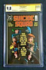 Suicide Squad #1 CGC 9.8 1600186015