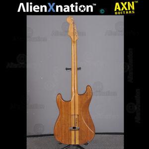 1978 Fresher Straighter NeckThrough Mahogany Guitar - Neck Through