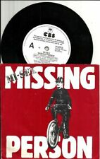 Excellent (EX) Grading White Label 45 RPM Vinyl Records