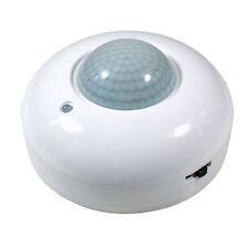 Sensor PIR Movimiento de 360 grados de techo Detector Interruptor de luz/Ventilador X 3