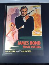James Bond Movie Posters by Tony Nourmand (2002, Paperback)