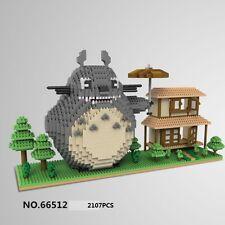 NEW Diamond MINI Blocks Super Totoro DIY Building Blocks 2107PCS/LOT