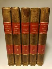 1867 - 74 L'ASTRONOMIE by CAMILLE FLAMMARION RARE ASTRONOMY MARS, MOON, PLANETS