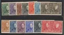 A8684: Belgium #172-184 Mint, Og, Lh; Cv $60 H
