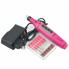 Nail Care Machine Electronic Pedicure Smoother Electric File Bit Drill Pen Tool