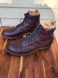 Red Wing Heritage Beckman Boots Men's Size 12D Made In USA