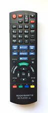 New USBRMT Remote N2QAYB000719 for Panasonic Blu-ray Disc DVD Player DMP-BDT220