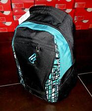Fw14 School Backpack 811.5oz Fanatic Backpack Black Green