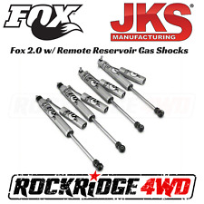 "Fox 2.0 Reservoir shocks for 07-17 Jeep Wrangler JK w/ 2.5""-3.5"" Lift by JKS"