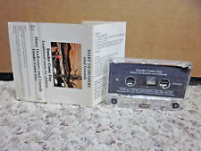 MARY DesROSIERS Yonder Come Day cassette tape New England folk music Frog Medley