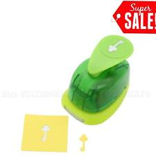"5/8""inch Key Shape Paper Caraft Punch Craft Supplies Puncher Scrapbooking Card"