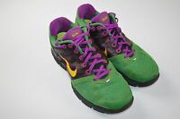 NIKE ID Mens Size 10 Lunarglide 2+ Run Beer Running Jogging Athletic Gym Shoes