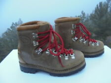 Vintage Calzaturificio the Alps by FABIANO - made in Italy, Size 7 M