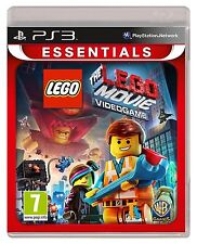 The LEGO Movie Videogame For PAL PS3 (New & Sealed)