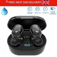 Wireless Headphone, Wireless Earbuds Bluetooth 5.0 Headphones Deep Bass