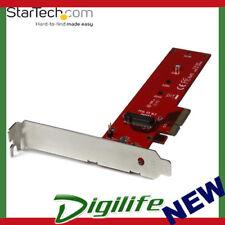 STARTECH x4 PCI Express to M.2 PCIe SSD Adapter PEX4M2E1