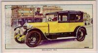 1914 Wolseley 30/40 hp Motor Car Automobile  Vintage Ad Card
