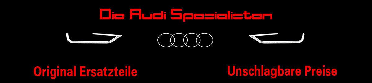 Die Audi Spezialisten