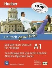 Deutsch ganz leicht A1 von Renate Luscher (2017, Set mit diversen Artikeln)