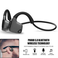 Bone Conduction Wireless Headphones Bluetooth 5.0 Earphones Running Open-Ear USA