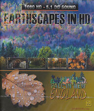 [NEW] BLU-RAY DVD: EARTHSCAPES IN HD: FALL IN NEW ENGLAND