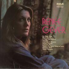 Renee Geyer & Mother Earth-Renee Geyer-LP- RCA Victor Australian issue-VNL1 0208