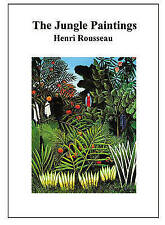 Henri ROUSSEAU: la GIUNGLA dipinti di TATE Publishing rilegato