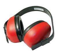 CASQUE ANTI BRUIT DE SECURITE SNR 27 dB LEGER CONFORTABLE EXCELLENTE PROTECTION