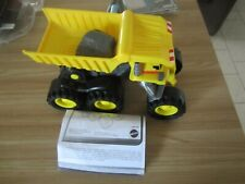 Matchbox Construction Vehicle Buddy - Real Working Rocky with Removable Junks