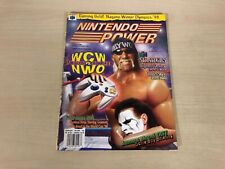 Nintendo Power Magazine Issue Volume 105 w/ Poster February 1998 WCW vs. NWO